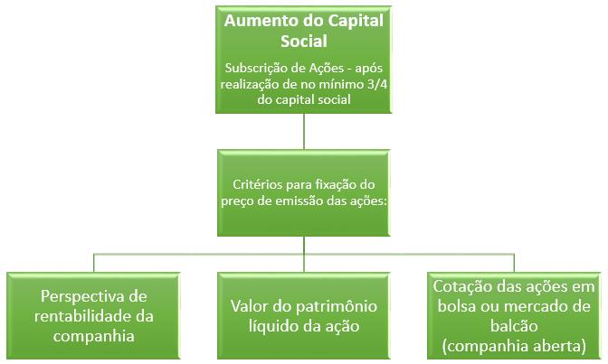 capital autorizado na sociedade anônima