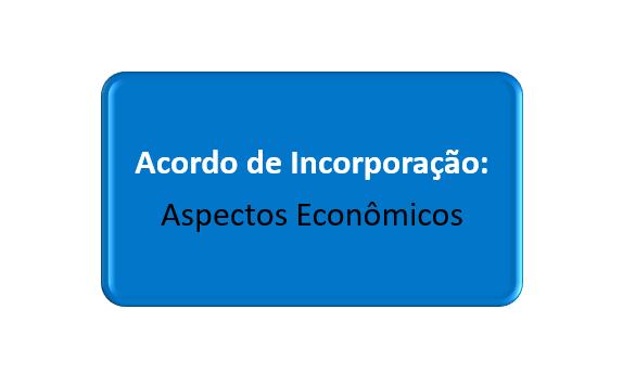 aspectos econômicos do acordo de incorporação